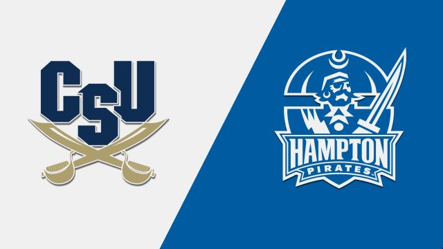 Charleston Southern vs. Hampton (Football)