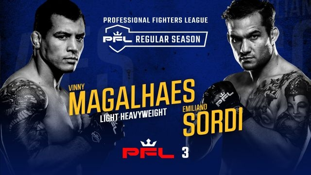 Professional Fighters League (PFL 3)