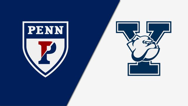 Pennsylvania vs. Yale (W Gymnastics)