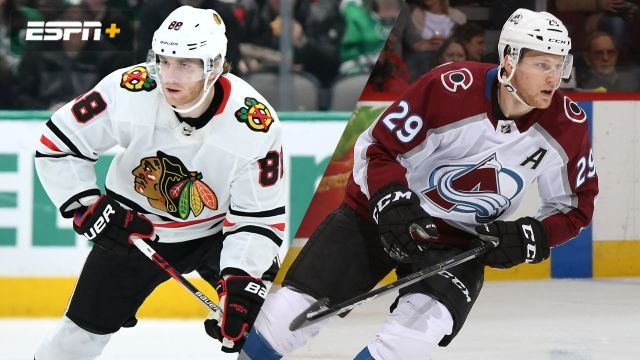 Chicago Blackhawks vs. Colorado Avalanche