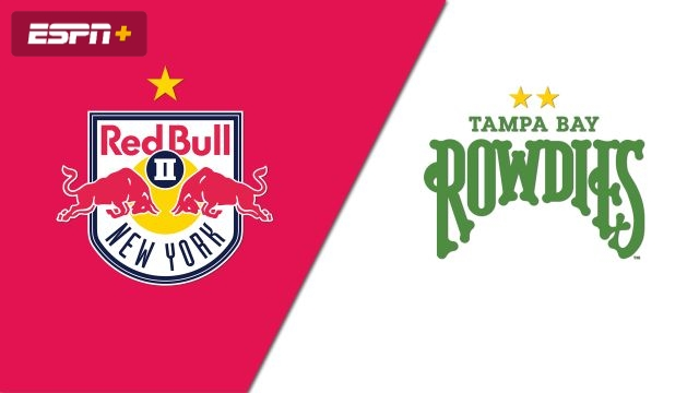 New York Red Bulls II vs. Tampa Bay Rowdies (USL Championship)