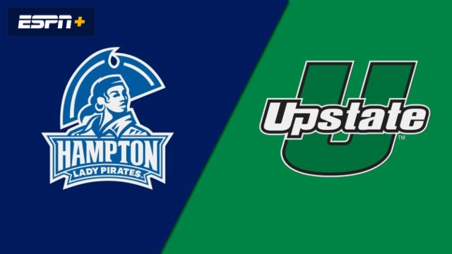 Hampton vs. USC Upstate (W Basketball)