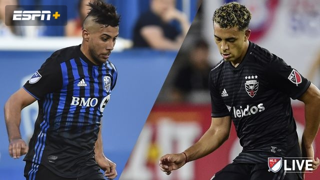 Montreal Impact vs. D.C. United (MLS)