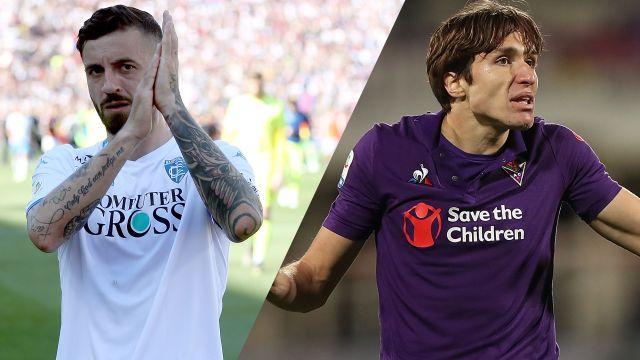 Empoli vs. Fiorentina (Serie A)