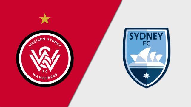 Western Sydney Wanderers FC vs. Sydney FC (W-League)