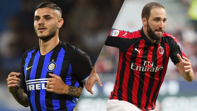 Internazionale vs. AC Milan (Serie A)