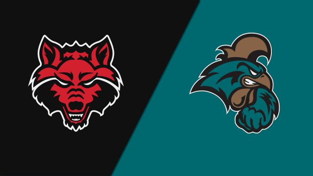 Arkansas State vs. Coastal Carolina (Quarterfinal) (Sun Belt Women's Volleyball Championship)