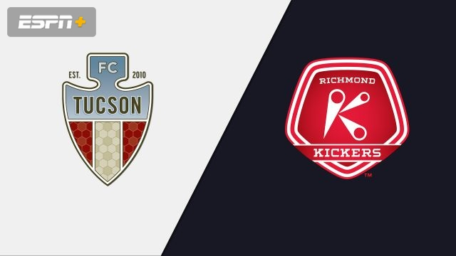FC Tucson vs. Richmond Kickers (USL League One)