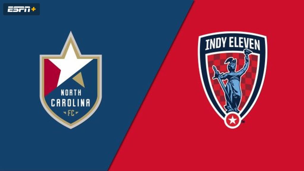 North Carolina FC vs. Indy Eleven (USL Championship)