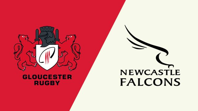 Gloucester Rugby vs. Newcastle Falcons (Semifinal) (European Rugby Challenge Cup)