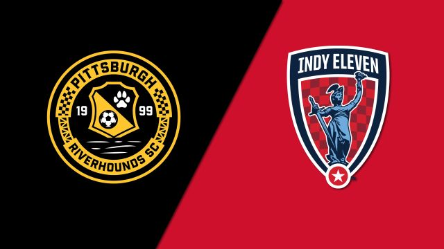 Pittsburgh Riverhounds SC vs. Indy Eleven