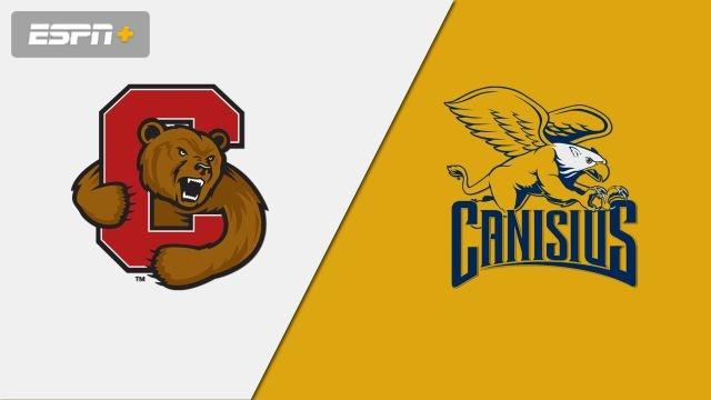Cornell vs. Canisius (M Soccer)