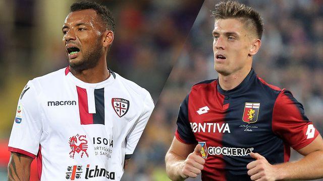 Cagliari vs. Genoa (Serie A)