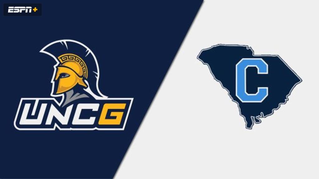 UNC Greensboro vs. The Citadel (W Volleyball)