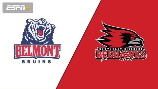 Belmont vs. Southeast Missouri State (W Soccer)