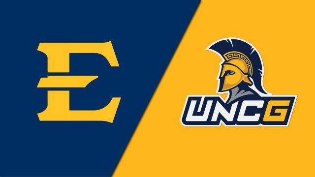 East Tennessee State vs. UNC Greensboro (M Basketball)