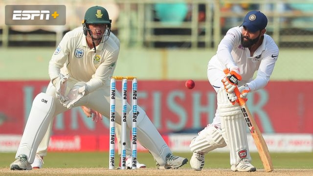 India vs. South Africa (1st Test - Day 3)