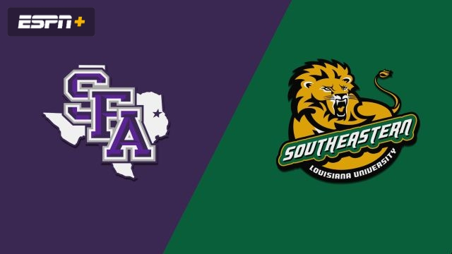 Stephen F. Austin vs. Southeastern Louisiana (Football)