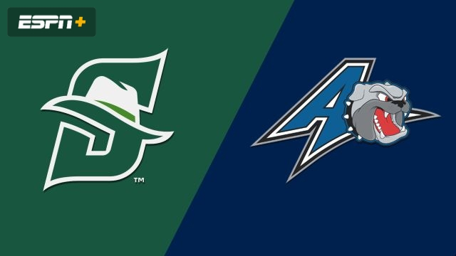 Stetson vs. UNC Asheville (M Basketball)
