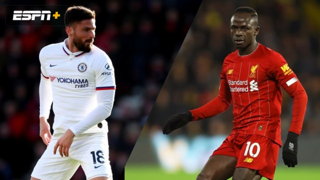 In Spanish-Chelsea vs. Liverpool (5th Round) (FA Cup)