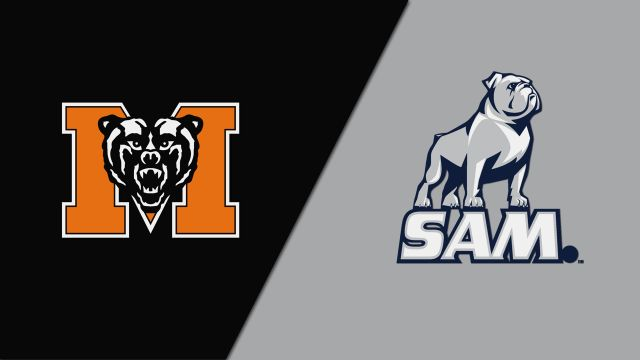 Mercer vs. Samford (Softball)