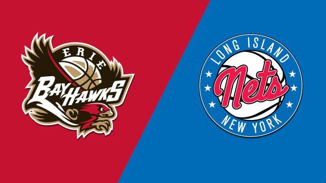 Erie BayHawks vs. Long Island Nets