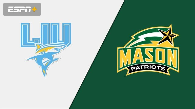 Long Island University vs. George Mason (Wrestling)