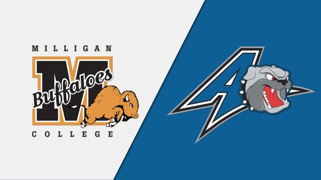Milligan vs. UNC Asheville (M Basketball)