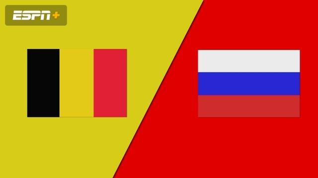 Belgium vs. Russia (Group Phase) (FIBA Women's EuroBasket 2019)