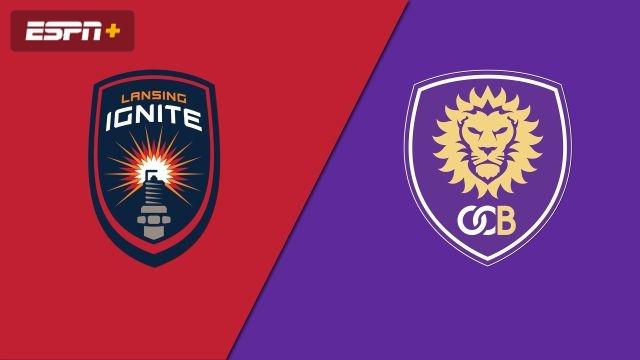 Lansing Ignite FC vs. Orlando City B (USL League One)