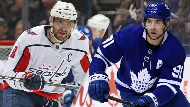 Washington Capitals vs. Toronto Maple Leafs