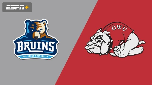 Bob Jones vs. Gardner-Webb (M Basketball)
