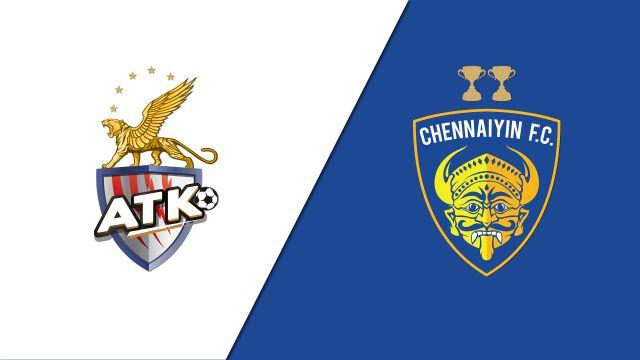 ATK vs. Chennaiyin FC (Indian Super League)
