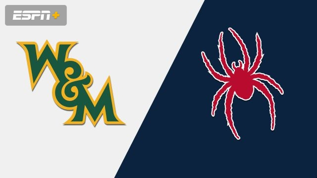 William & Mary vs. Richmond (W Basketball)