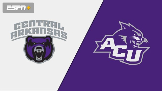 Central Arkansas vs. Abilene Christian (M Basketball)