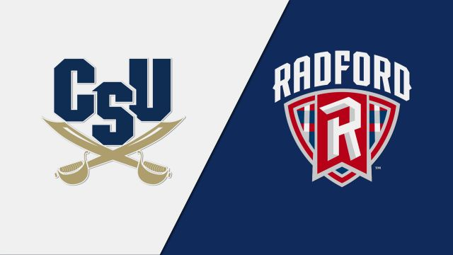 Charleston Southern vs. Radford (M Basketball)