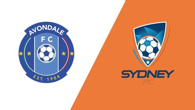 Avondale FC vs. Sydney FC (Quarterfinal)