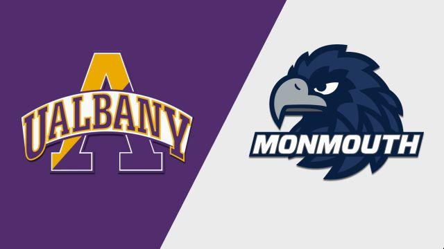 Albany vs. Monmouth (W Basketball)