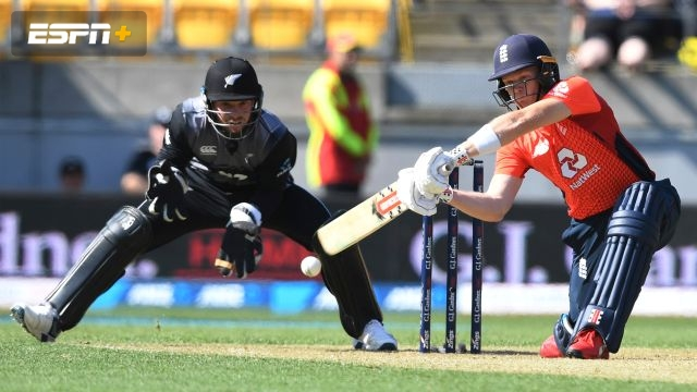 New Zealand vs. England (3rd T20)
