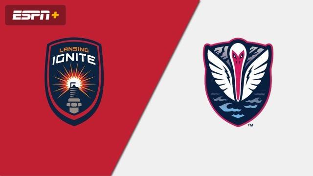 Lansing Ignite FC vs. Tormenta FC (USL League One)