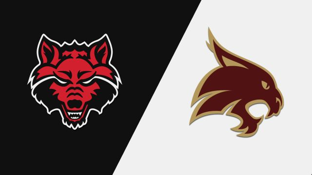 Arkansas State vs. Texas State (M Basketball)