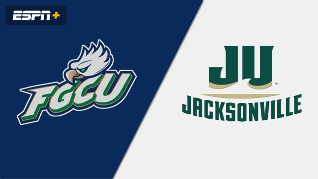 Florida Gulf Coast vs. Jacksonville (M Basketball)