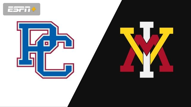 Presbyterian vs. VMI (M Basketball)