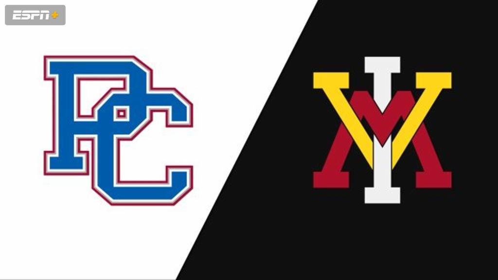 Presbyterian vs. VMI (M Basketball)