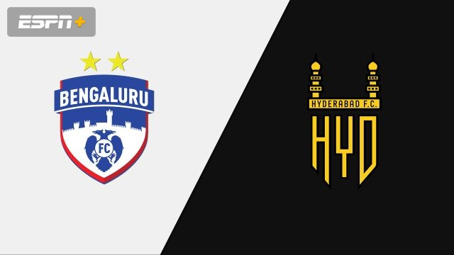 Bengaluru FC vs. Hyderabad