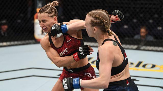 UFC Fight Night: Ngannou vs. Velasquez (Early Prelims)