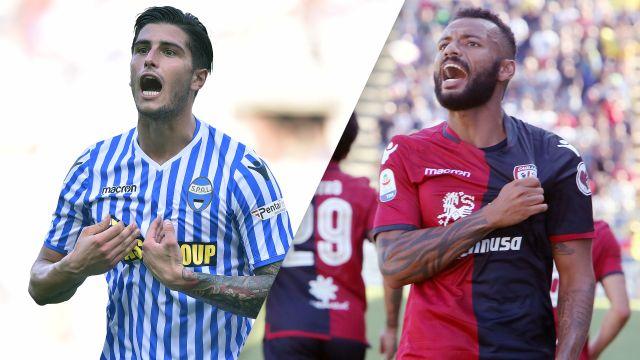 SPAL vs. Cagliari (Serie A)