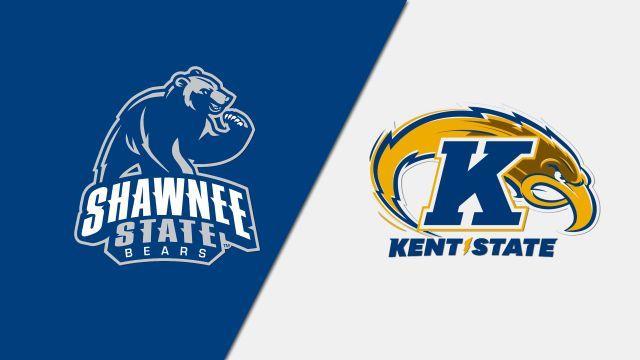 Shawnee State vs. Kent State (M Basketball)