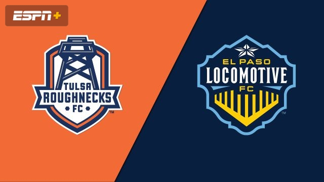Tulsa Roughnecks FC vs. El Paso Locomotive FC (USL Championship)