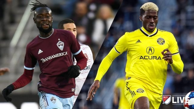 Colorado Rapids vs. Columbus Crew SC (MLS)